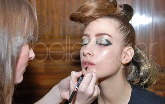 Makeup From the 2010 William Tempest Fashion Show
