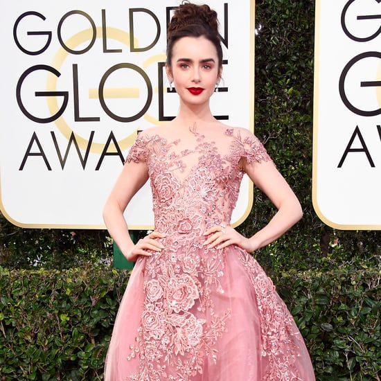 Golden Globes Red Carpet Dresses 2017