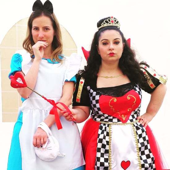 DIY Disney Costumes For Friends