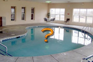 Test Your Knowledge: Athlete's Foot and Pools