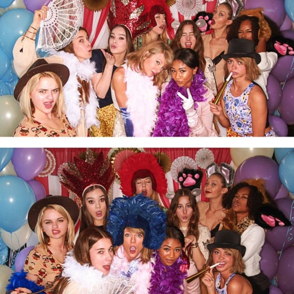 When They Put Everyone Else's Photo Booth Pictures to Shame
