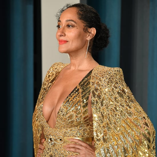 Tracee Ellis Ross's Lower Body and Posture Workout Video