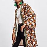Shein Kimono Coat