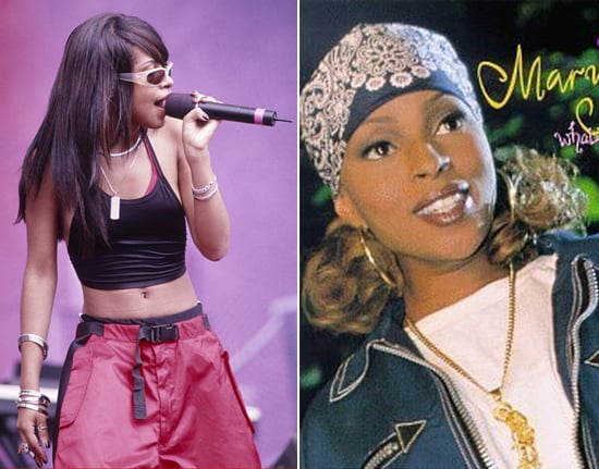Mary J. Blige and Aaliyah: The Inspiration