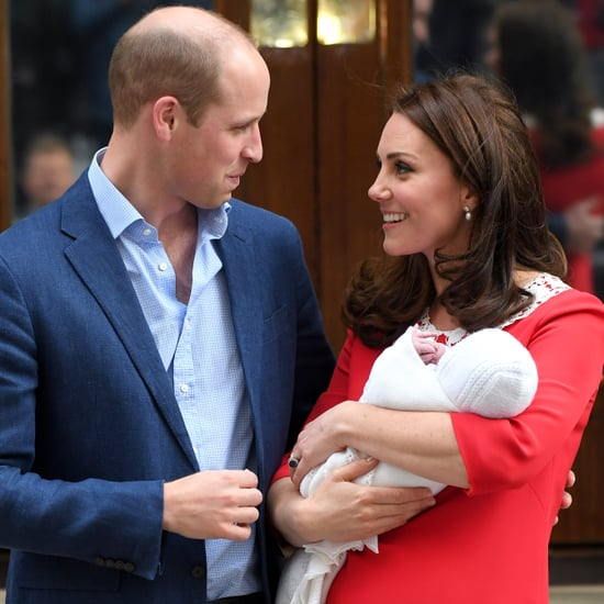 What Time Was the Royal Baby Born? 2018