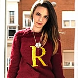 Harry Potter Molly Weasley Hand-Knit Sweater (Unisex)