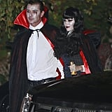 Gavin Rossdale and Gwen Stefani as Vampires