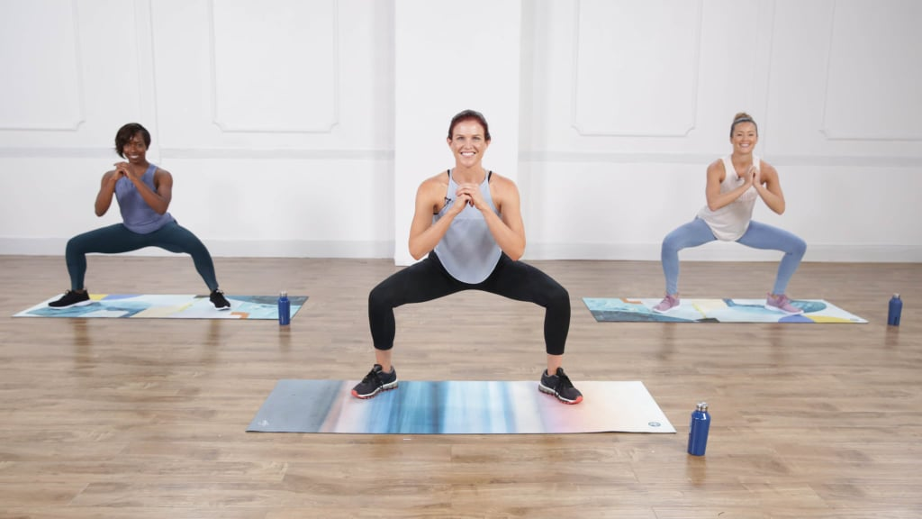 This 30-Minute Strength, Cardio, and Pilates Core Workout Is Here to Torch Calories