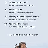 Movie Score Playlist For Runners