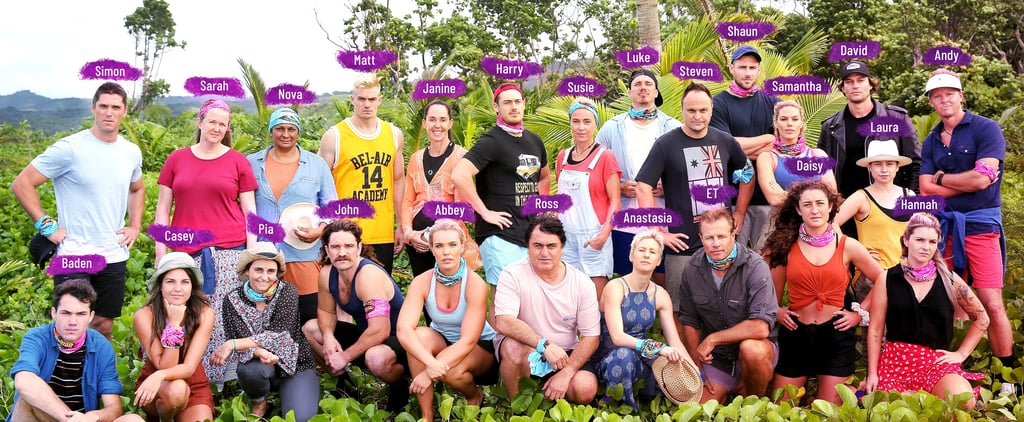 Australian Survivor Contestants 2019