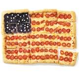 American Flag Pizza Recipe