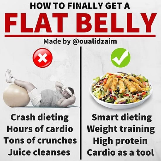 How Do I Get a Flat Belly?