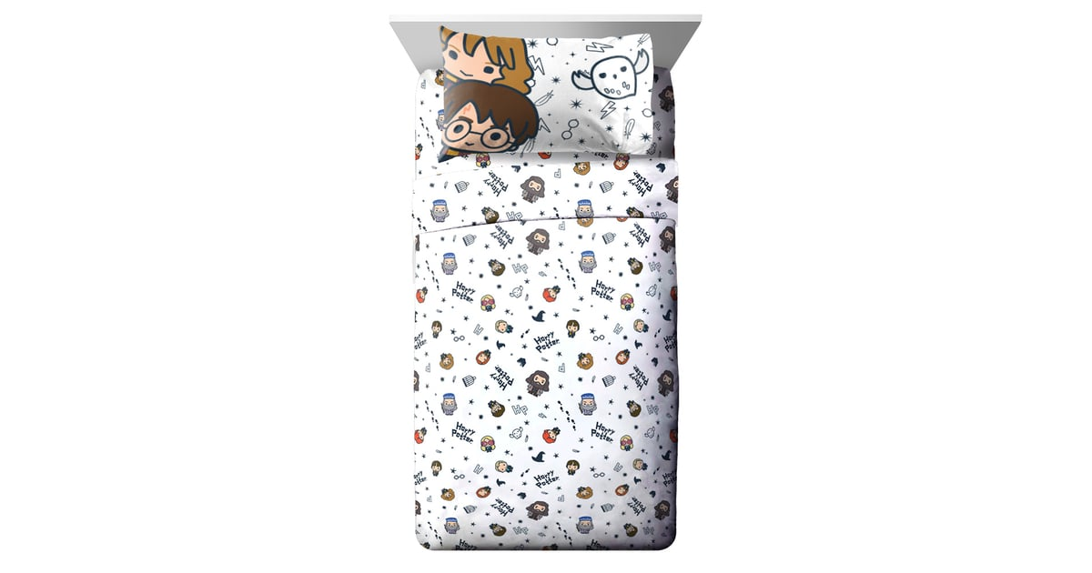 Harry Potter Hogwarts Icons Bed In A Bag Reversible