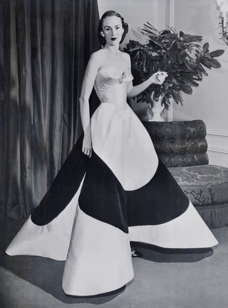 Who is the fashion designer charles james popsugar for Chamber of couture