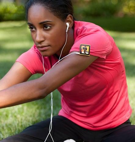 iPod Nano and iPod Shuffle For Runners