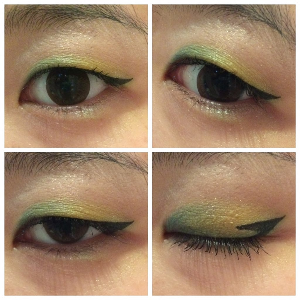 Apply Eyeshadow Asian Eyes 42