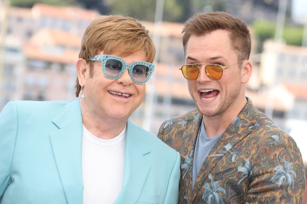 "When an intoxicated Taron Egerton is hungry, he's going to eat, OK?  The 29-year-old actor made that pretty clear during a press conference at the Cannes Film Festival in France on Friday. The Rocketman star shared a hilarious story in which he remembered staying over Elton John's house to get to know the singer before portraying him in the anticipated biopic.  During his stay, Taron apparently got tipsy and a little peckish in the middle of the night. ""David [Elton's husband] and Elton allowed me into their lives, and my girlfriend and I went to stay with them for a few days just before we started filming,"" he said. ""We got quite drunk one night at theirs, and their head of security caught me stealing from his kitchen at 3 in the morning."" Respect. Taron went on share how much he cherished getting to spend time with Elton (and his food), adding, ""That element of it has been invaluable because he's allowed me to get to know him away from all of the pomp and ceremony of his life, I suppose. And to be able to get under the skin in that way has really really, really helped."" It definitely seems like the two have developed a wonderful friendship. Not only has Taron showed the iconic singer proper respect by tying Elton's shoes on the red carpet, but he also sang a sweet duet with the musician to celebrate Rocketman's premiere at Cannes. So here's hoping to more sleepovers and kitchen excursions!      Related:                                                                                                           Yes, Taron Egerton Is Really Singing in Rocketman, and He Sounds Phenomenal"