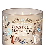 Bath and Body Works Coconut Macaroon 3-Wick Candle