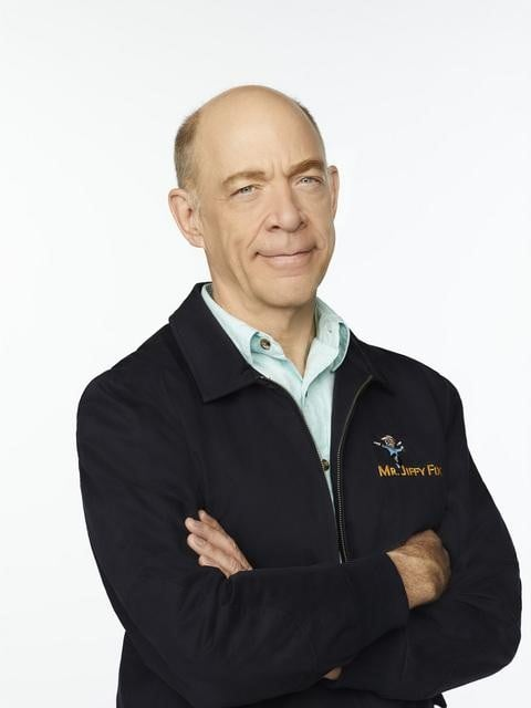 J.K. Simmons in Family Tools.