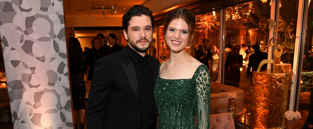 Rose Leslie and Kit Harington Welcome Their First Child