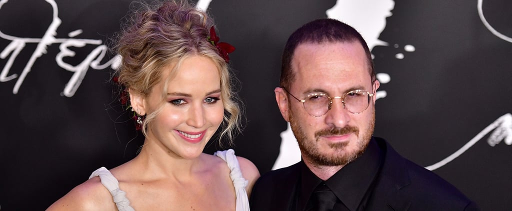 Jennifer Lawrence and Darren Aronofsky Have Actually Been Dating For Longer Than You Think
