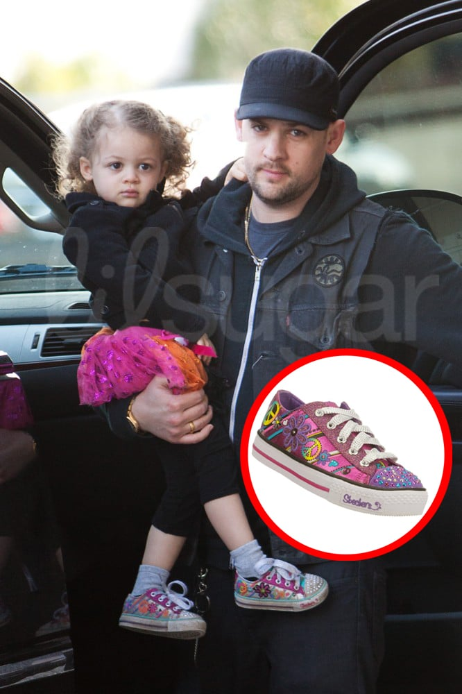 Harlow Madden's Twinkle Toes Sneakers