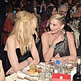 Pictured: Nicole Kidman and Charlize Theron