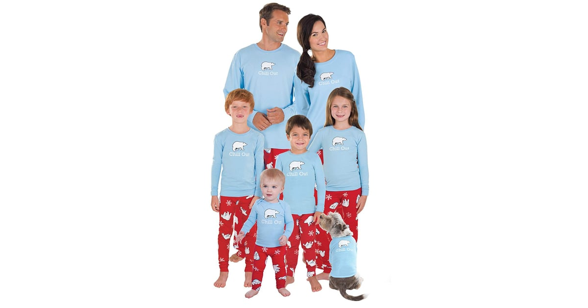 PajamaGram Cotton Chill Out Matching Family Pajamas  887ac104e