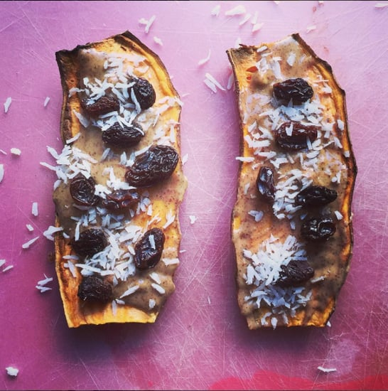 Sweet Potato Toast Ideas