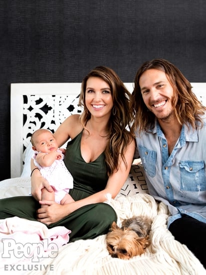 Audrina Patridge Calls Motherhood the 'Best Thing Ever': 'I've Spent Every Minute' with My Daughter