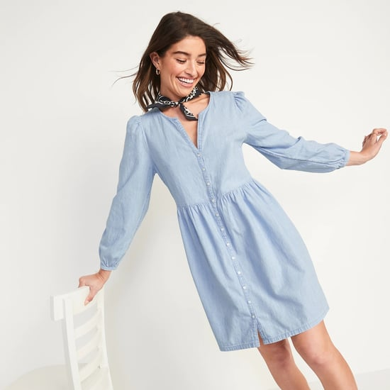 Best Long-Sleeved Dresses From Old Navy 2021