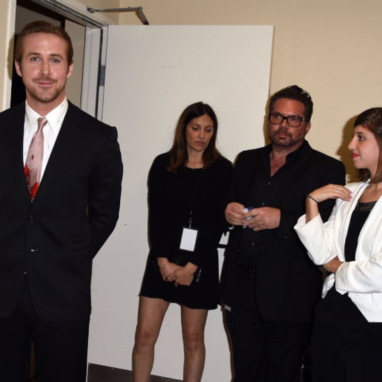 Ryan Gosling at Hollywood Film Awards 2015