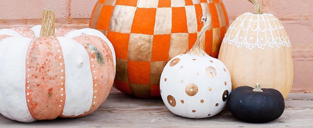 35+ Ways to Decorate Pumpkins Without Carving