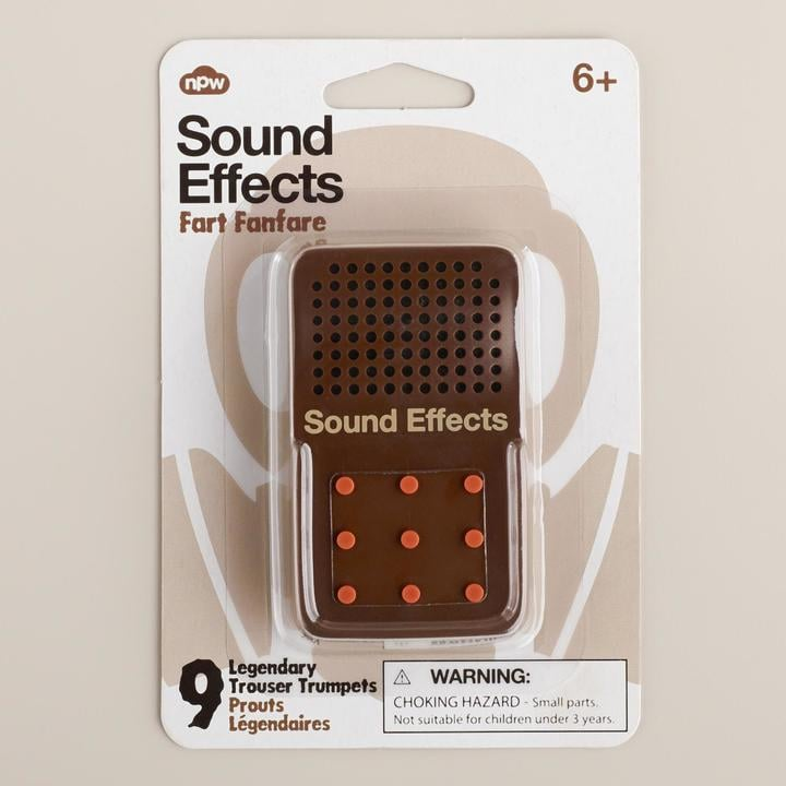 Fart Fanfare Mini Sound Effects Machine