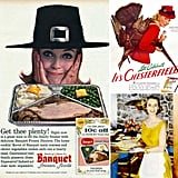 How to Have a Happy Thanksgiving According to Vintage Ads