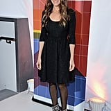 On Thursday, Sarah Jessica Parker attended the grand opening of The New School University's new center in NYC.