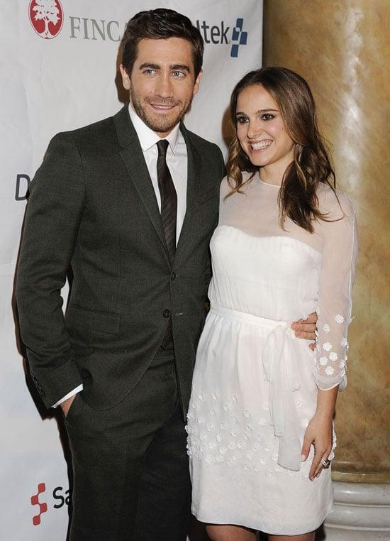 Pictures of Jake Gyllenhaal and Natalie Portman
