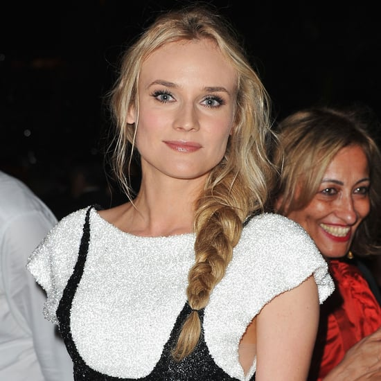 Diane Kruger at Venice Film Festival Opening Dinner Pictures