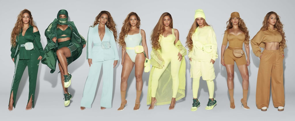 See Beyoncé's Adidas x Ivy Park Drip 2 Collection Photos