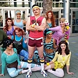 Jazzercise Disney Princesses