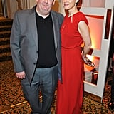 Johnny Vegas with Maia Dunphy