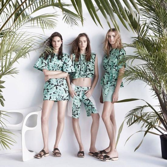 Zara Spring 2014 Campaign