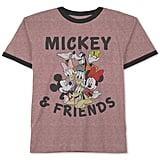 Disney Mickey & Friends Graphic Print T-Shirt