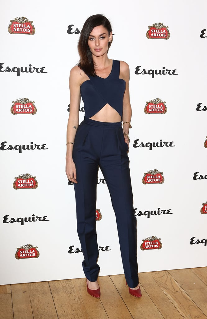 Nicole Trunfio at the Esquire UK Summer party in London, England.