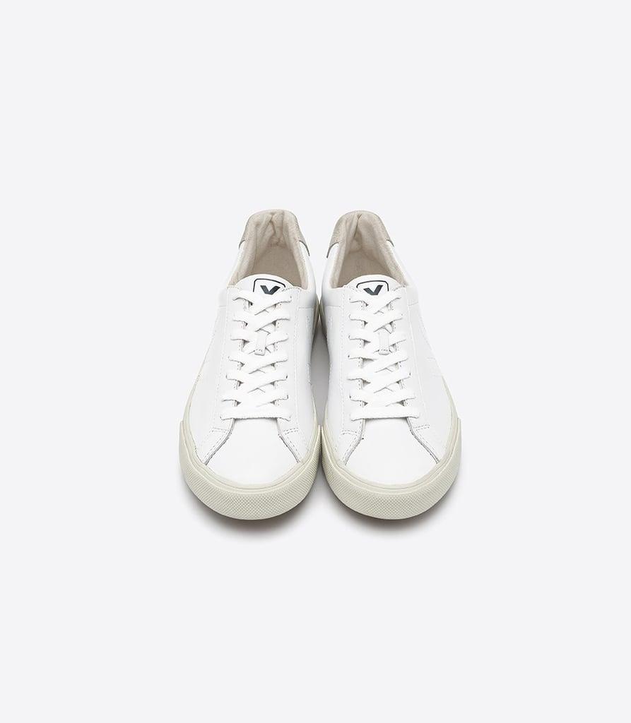 Veja Esplar Leather White Trainers