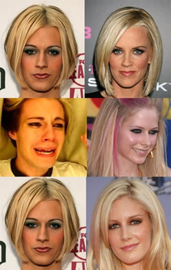 Which Blonde Star Does Chris Crocker Most Resemble?