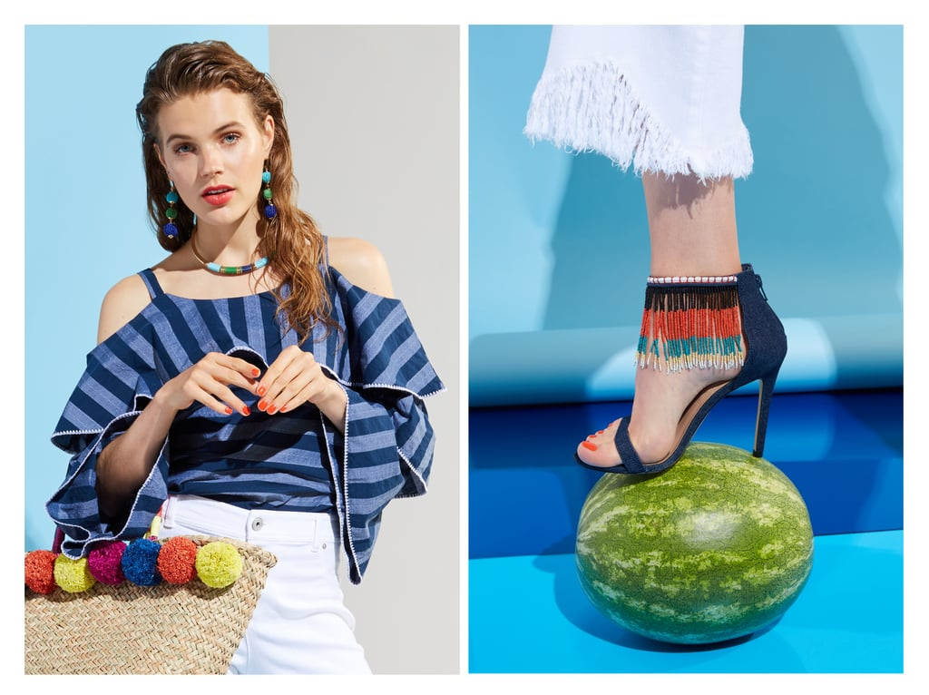 Focus On: Ruffles and Beachy Details