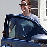 Jennifer Garner Keeps Things Easy Like Sunday Morning