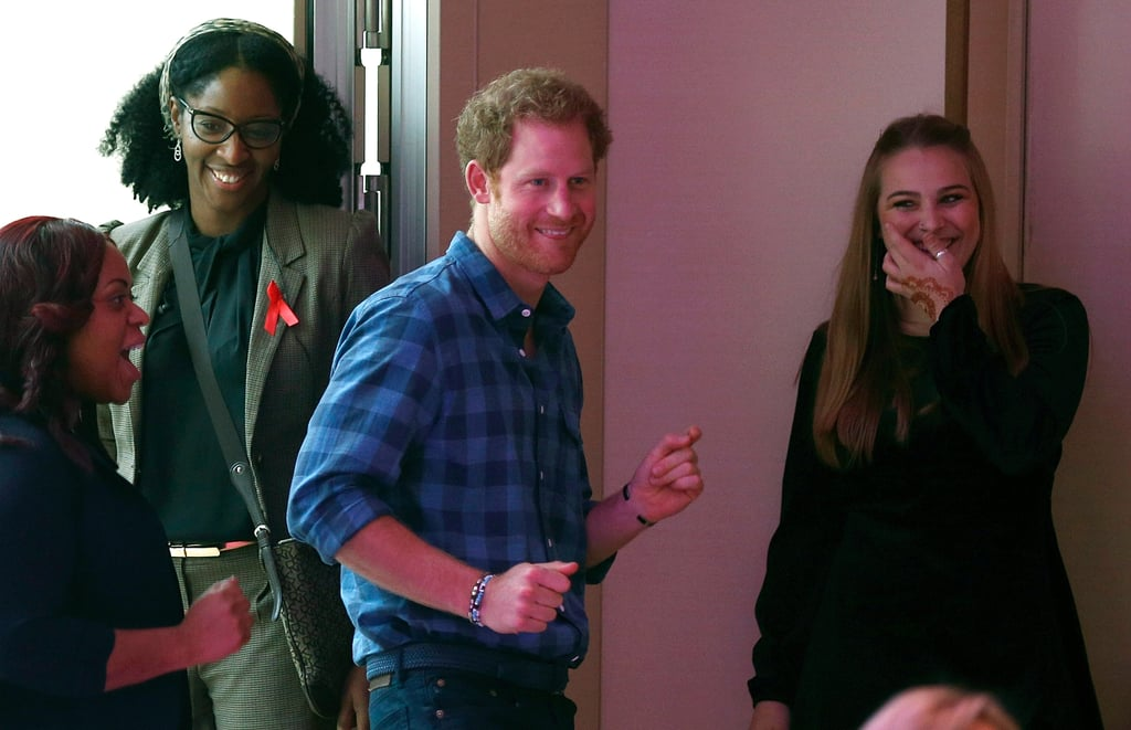 Prince Harry Dancing Videos