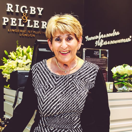 Interview: Royal Bra-Fitter, Rigby & Peller's June Kenton